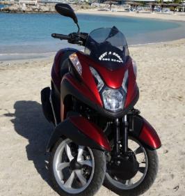 Yamaha Trucity 125CC
